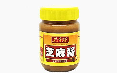 石磨芝麻酱320g-天香源