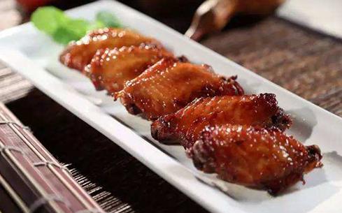 原味美食烤鸡翅培训