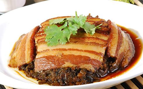 贵州酸扣肉