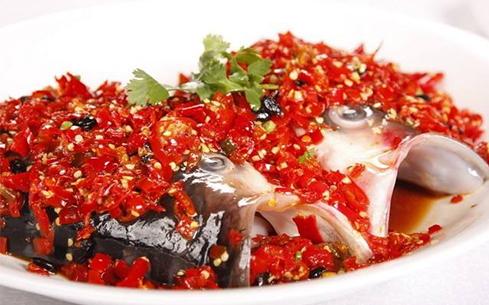 合肥剁椒鱼头培训