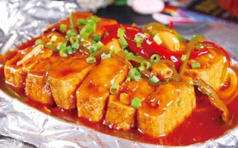 长春香香姐铁板豆腐培训