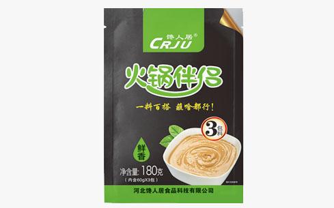 馋人居鲜香火锅伴侣180克