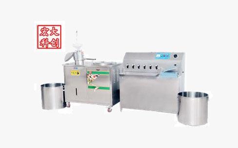 宏大科创日本豆腐机