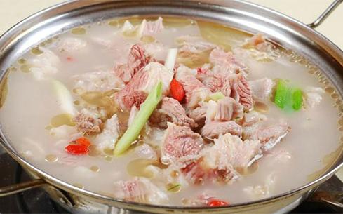 贵阳羊肉汤培训