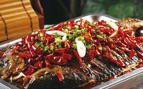 食尚香万州烤鱼培训