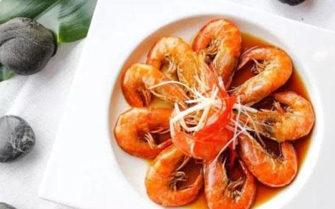 油焖大虾培训