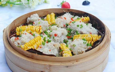 糯香玉米排骨