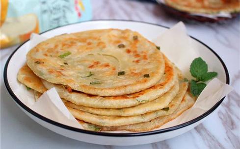 深圳葱油饼培训