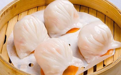 好食味虾饺培训