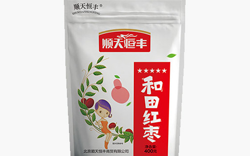 和田红枣400g-顺天恒丰