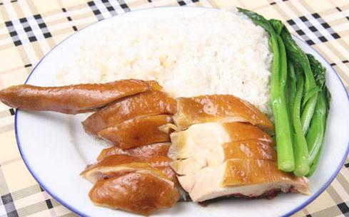 长沙豉油鸡饭培训