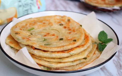 苏滇葱油饼培训
