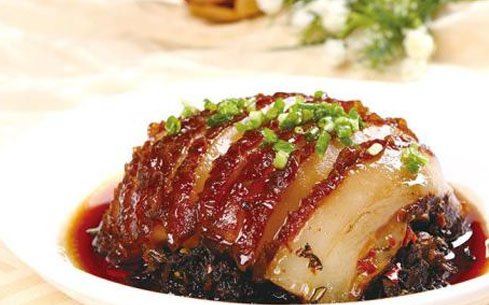 苏滇梅菜扣肉培训