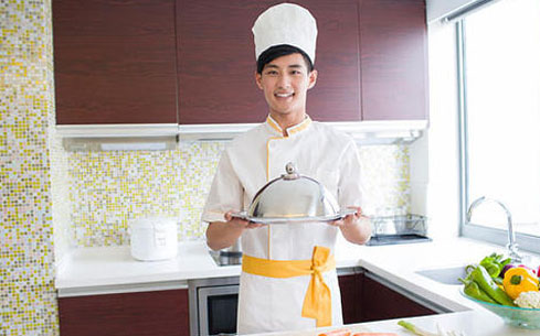 高考成绩不理想想学厨师怎么办