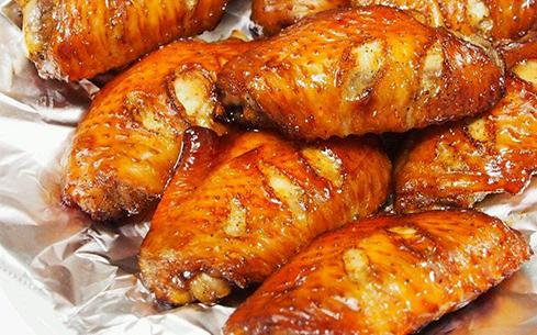 烤鸡翅培训