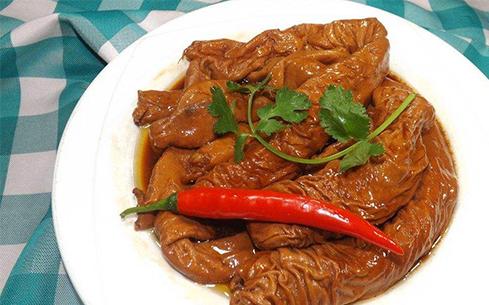 杭州卤猪大肠培训