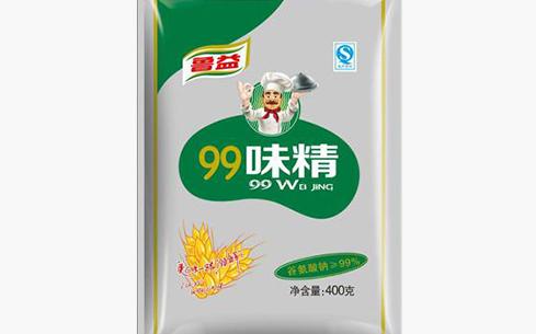 鲁益99味精400g