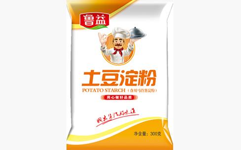 鲁益土豆淀粉300克