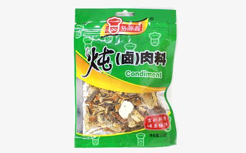 易源鑫炖(卤)肉料35克