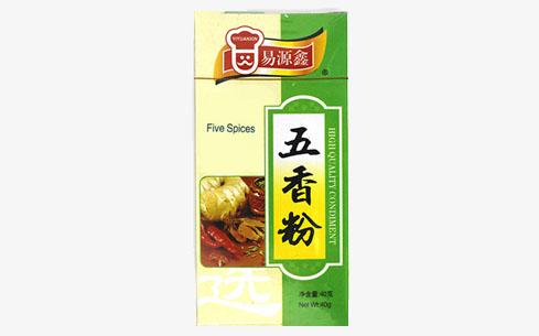 易源鑫五香粉40克