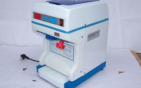 电动碎冰刨冰机S-1