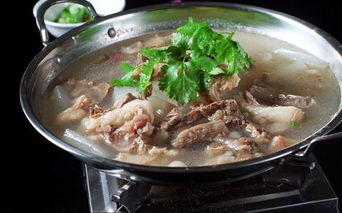 牛肉汤锅培训