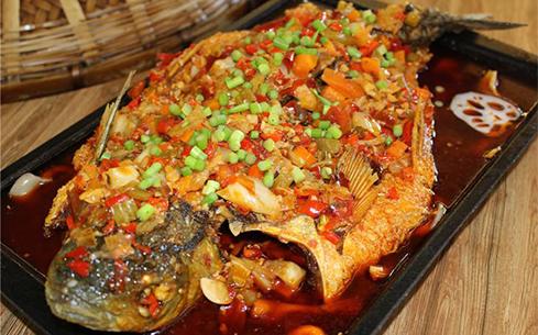 剁椒烤鱼培训