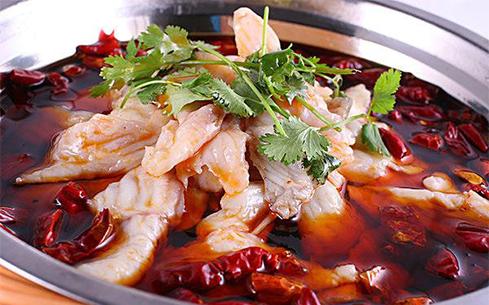 麻辣水煮鱼培训
