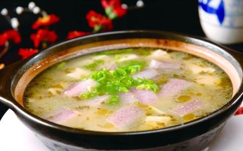 龙鱼味噌汤