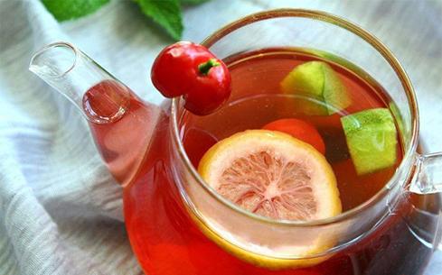 水果茶培训