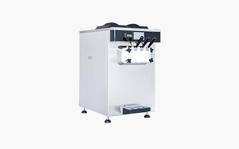 C173台式三头软冰淇淋机