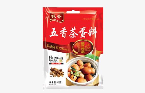 五香茶叶蛋30克-味齐