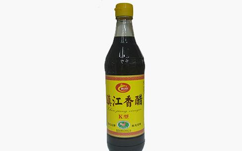恒冠镇江香醋K型500ml