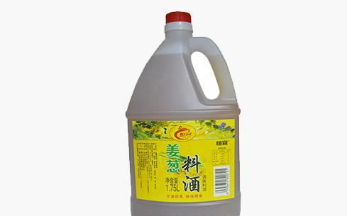 恒冠姜葱料酒1.75L