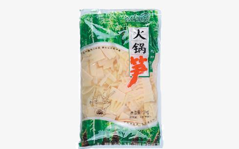 餐饮装火锅笋2kg-育农优品