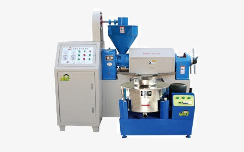 YBS-Z577型榨炼一体化榨油机