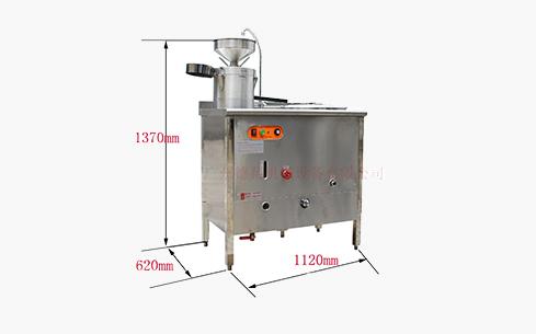 ET-9燃气豆腐机