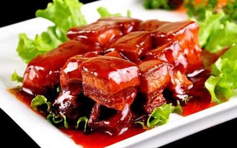 咸香红烧肉