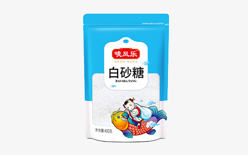 唛风乐白砂糖400g