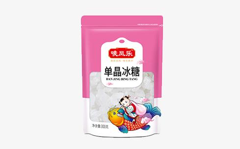 唛风乐单晶冰糖300g
