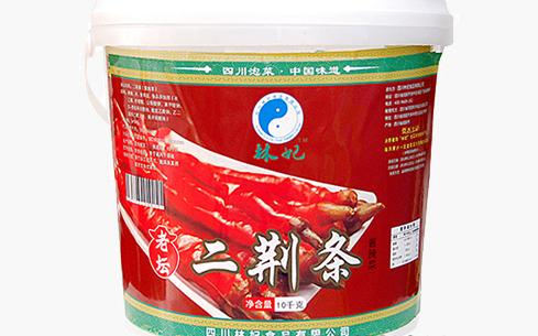 林妃老坛二荆条酱腌菜10kg