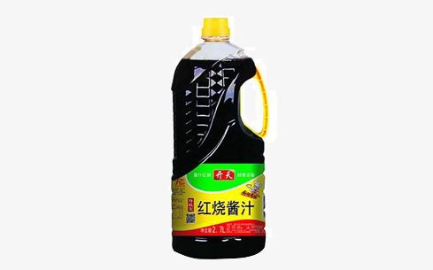 开天红烧酱汁2.7L