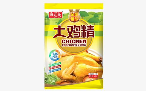 海鲜花土鸡精1kg
