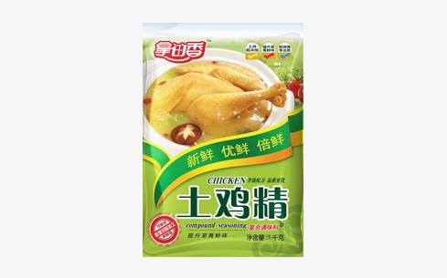 拿的香土鸡精1kg