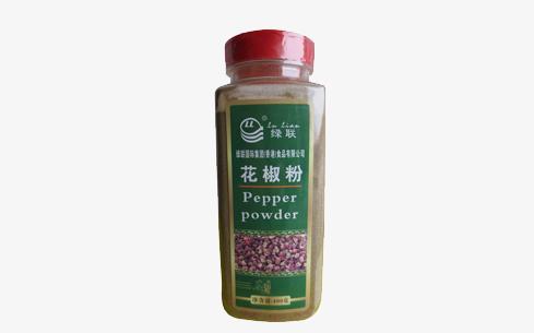 绿联花椒粉400g