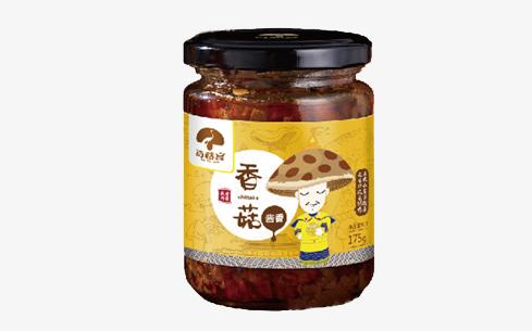 百菇宴香菇(酱香)175g