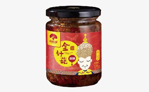 百菇宴金针菇(麻辣)175g