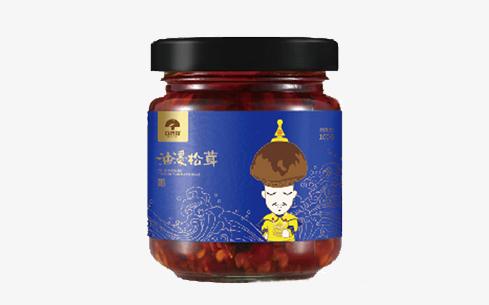百菇宴油浸松茸