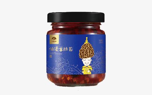 百菇宴油浸羊肚菌