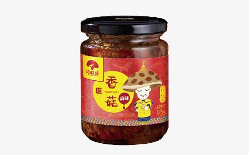 百菇宴香菇(麻辣)175g